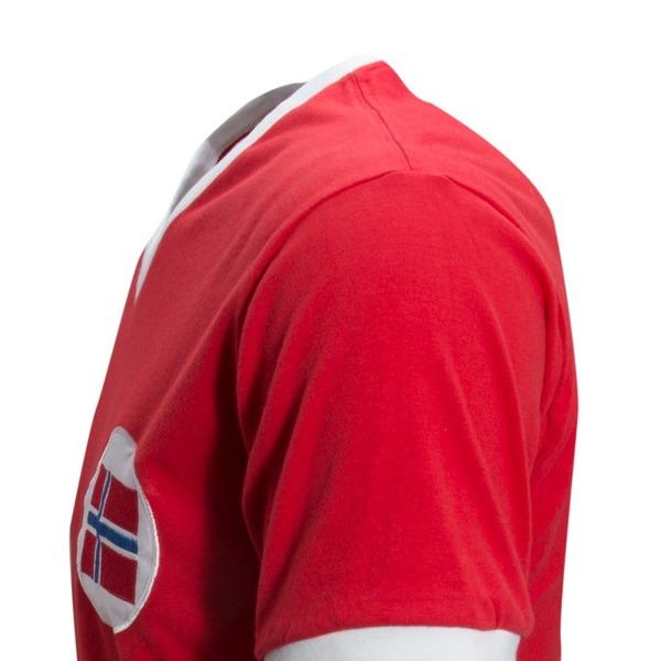 54450f0b7f3ef Camisa Retrô Noruega 1960´s