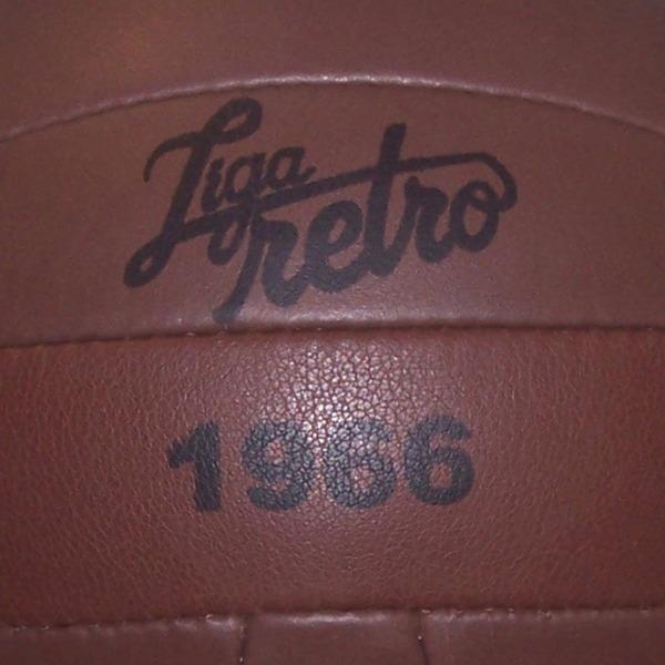 2ca3b8d14 Bola Liga Retrô 1966