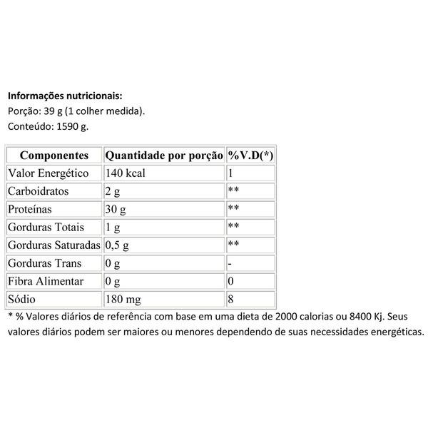 e84fa0a58 Whey Protein Optimum Nutrition Platinum Hydro Whey - Morango - 3