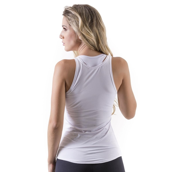 2246140230 Camiseta Regata Mama Latina Fitness Básica - Feminina