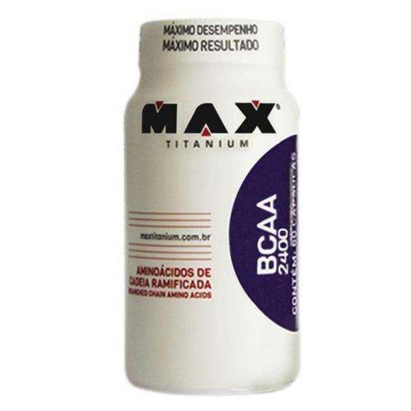 cd6ef5026 Whey Pro Max Titanium - Morango - 1000g + Creatina - 150g + BCAA 2400 - 60  Cápsulas