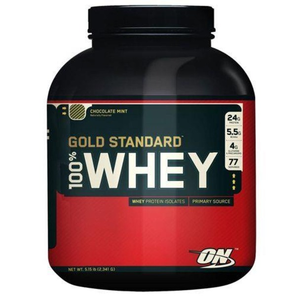 3dfddb48d Whey Protein Optimum Nutrition 100% Whey Gold Standard - Chocolate Mint -  2
