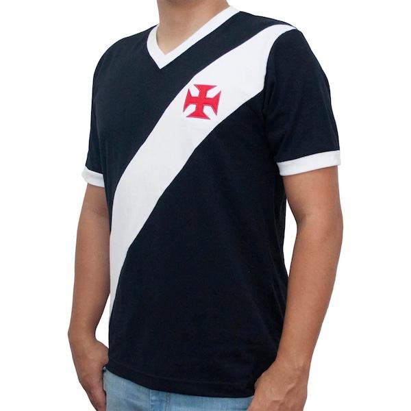 c36d09982befc Camiseta do Vasco da Gama RetrôMania 1948 - Masculina