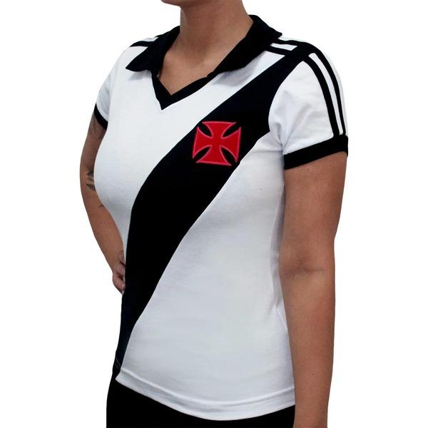 cc627085c392c Camiseta do Vasco da Gama RetrôMania 1988 - Feminina