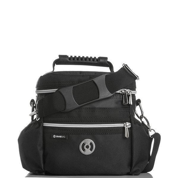0ca4437ad Bolsa Térmica Fitness Iron Bag Pop - 2 Potes - 5 Litros + Coqueteleira -  500ml