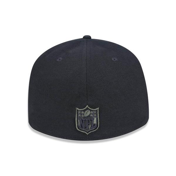 09f658697afce Boné Aba Reta New Era 5950 NFL New England Patriots 42160 - Fechado - Adulto