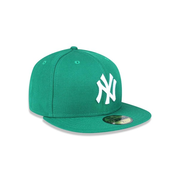 314efec914766 Boné Aba Reta New Era 5950 MLB New York Yankees 17507 - Fechado - Adulto