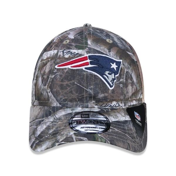 Boné New Era 920 NFL New England Patriots 42785 - Strapback - Adulto d5da53441db