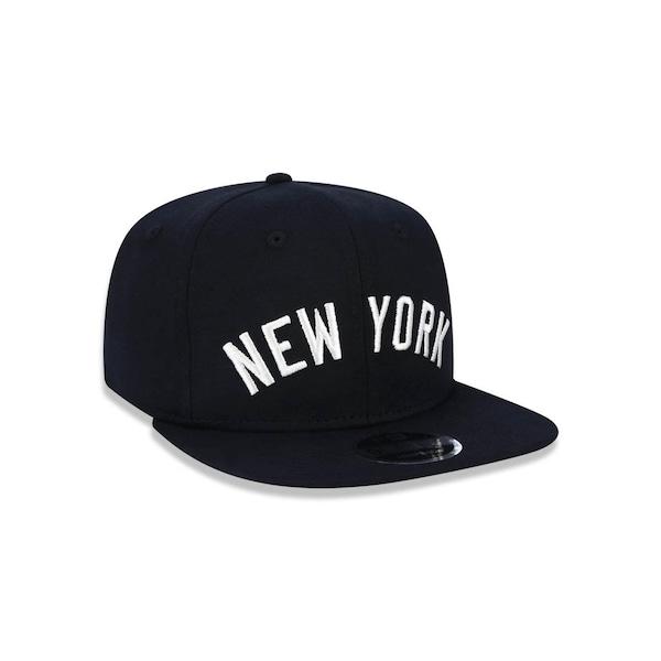 Boné Aba Reta New Era 950 Original Fit New York Yankees MLB - 40842 -  Snapback - Adulto 35d04499dfe