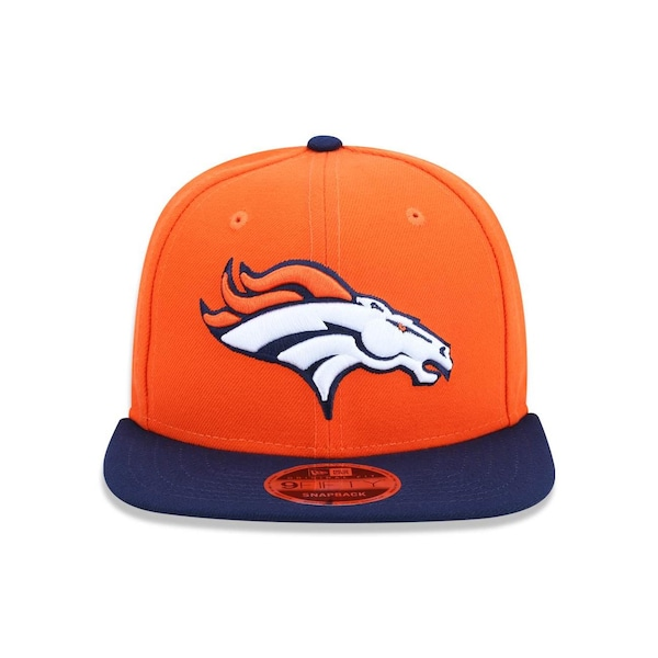 eb0ae3bb08 Boné Aba Reta New Era 950 Original Fit Denver Broncos NFL - 32849 - Snapback  - Adulto