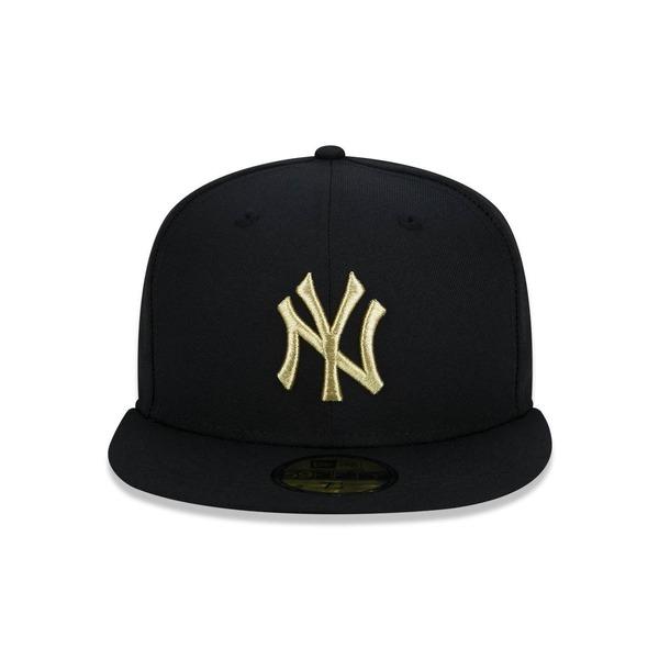 1dcb94e89d381 Boné Aba Reta New Era 5950 MLB New York Yankees 17480 - Fechado - Adulto