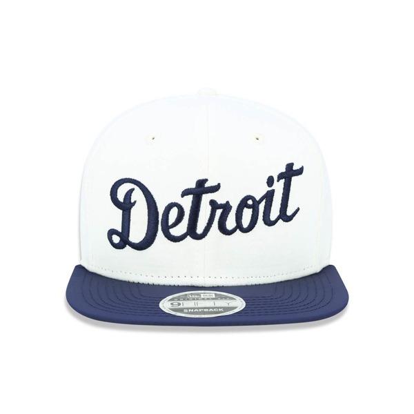 5f972e56b7c2c Boné Aba Reta New Era 950 MLB Original Fit Detroit Tigers 40843 - Snapback  - Adulto