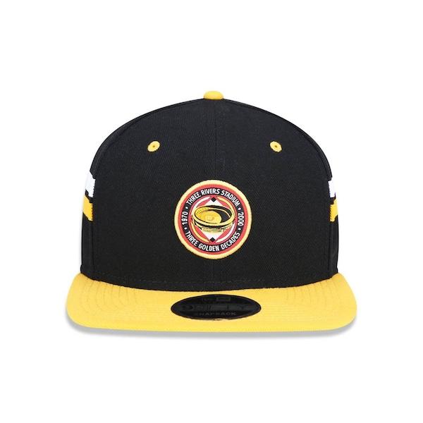 c13e8ef76e539 Boné Aba Reta New Era 950 Original Fit MLB Pittsburgh Pirates 41856 -  Snapback - Adulto