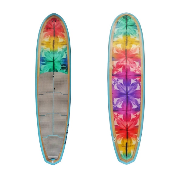 3d4985a63 Prancha de Stand Up Paddle Sea Club Tie Dye - 10 .4