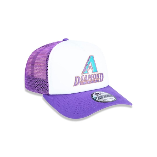 e7b2ddac321fe Boné Aba Curva New Era 940 MLB Arizona Diamondbacks 43606 - Snapback -  Adulto