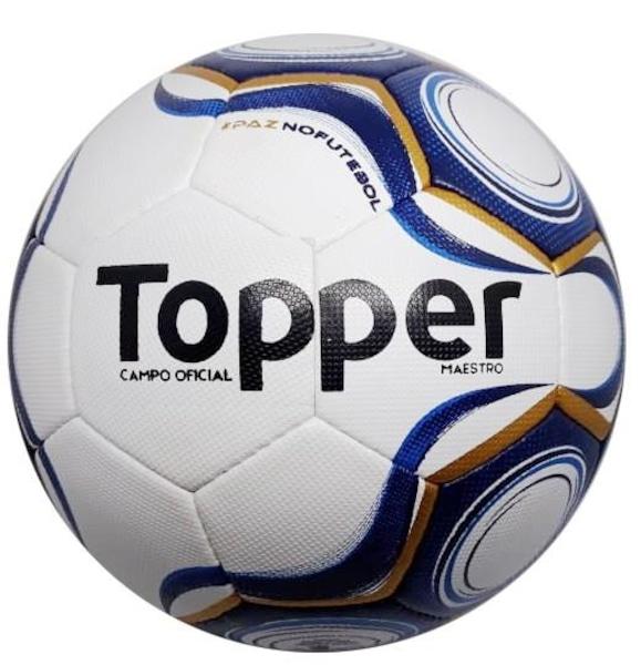 Bola de Futebol de Campo Topper TD1 b95936a3a08c2
