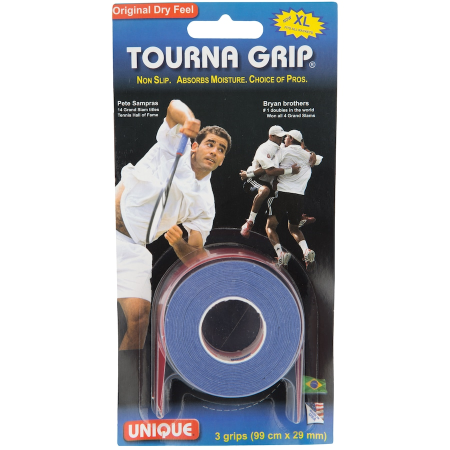 Overgrip Unique Tourna Grip Sampras f9f2129d7a91d