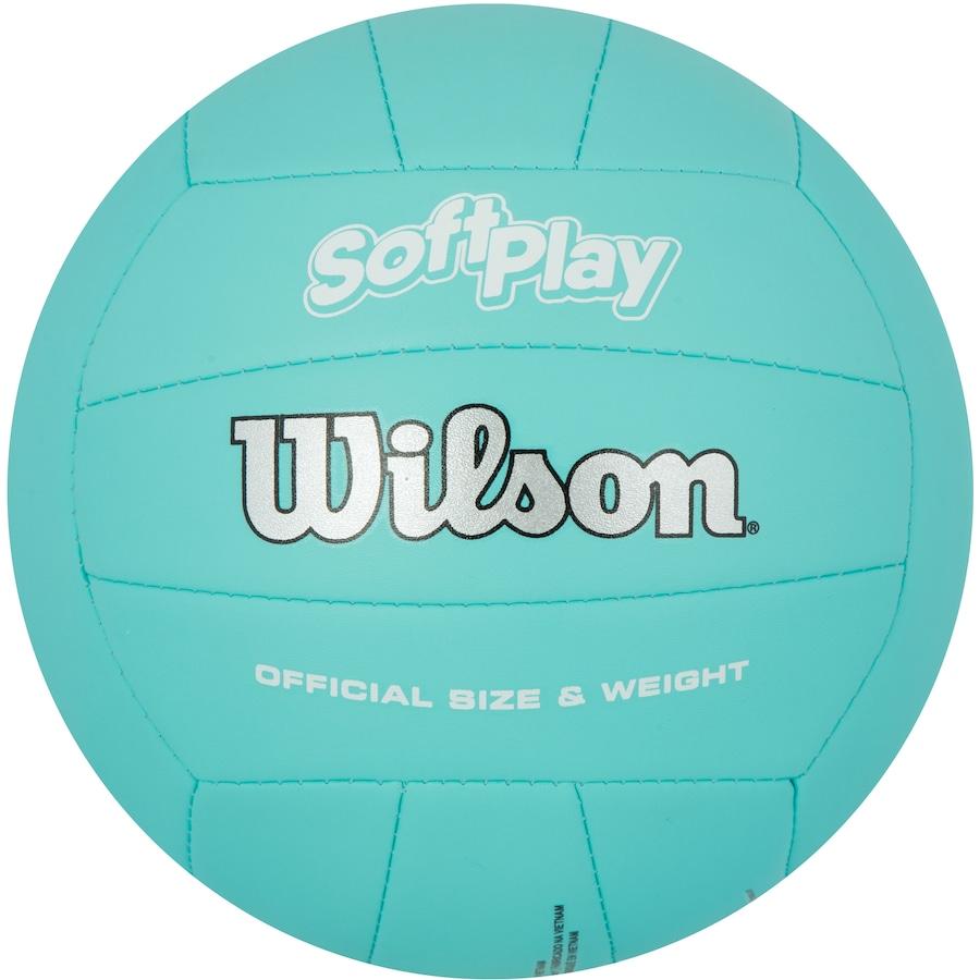 Bola de Vôlei Wilson Soft Play c49e226c88684