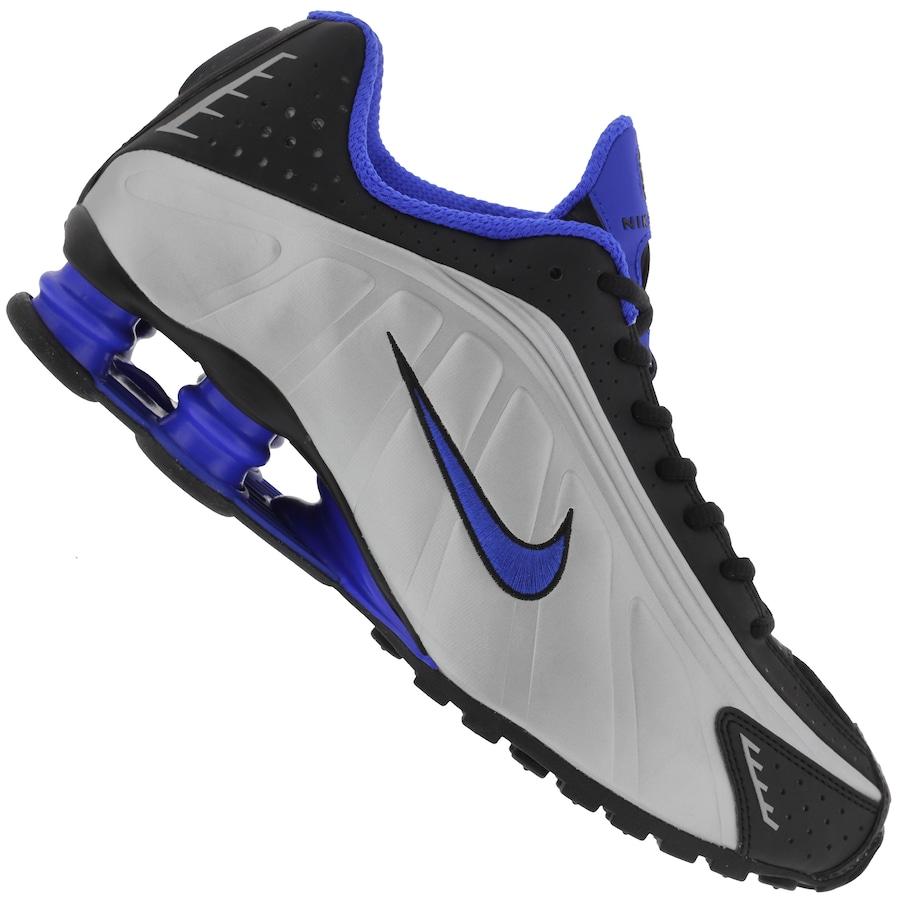 online store 7e21d 1c7d5 Tênis Nike Shox R4 - Masculino
