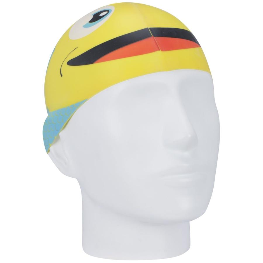 Touca de Natação Speedo Fish Cap - Infantil 89e13a7e617