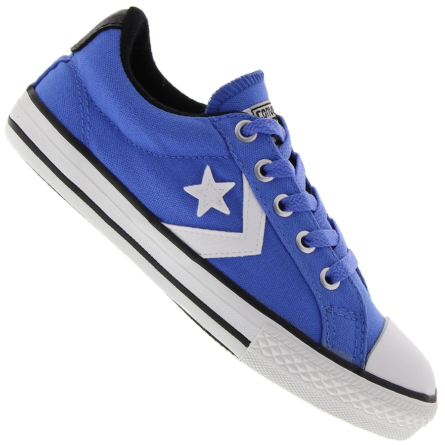 14c32a8d3f3 Tênis Converse All Star Player Infantil