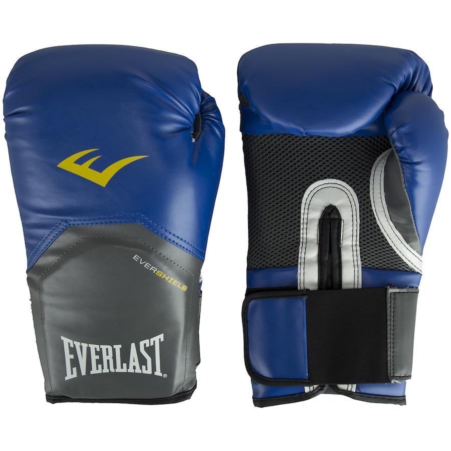 Luvas de Boxe Everlast Pro Style 16 OZ - Centauro.com.br b87c8a2ef3248