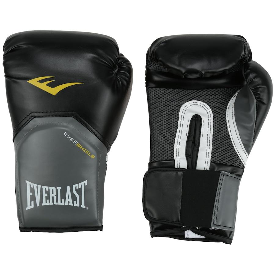 353bf9929 Luvas de Boxe Everlast Pro Style Elite 14 OZ