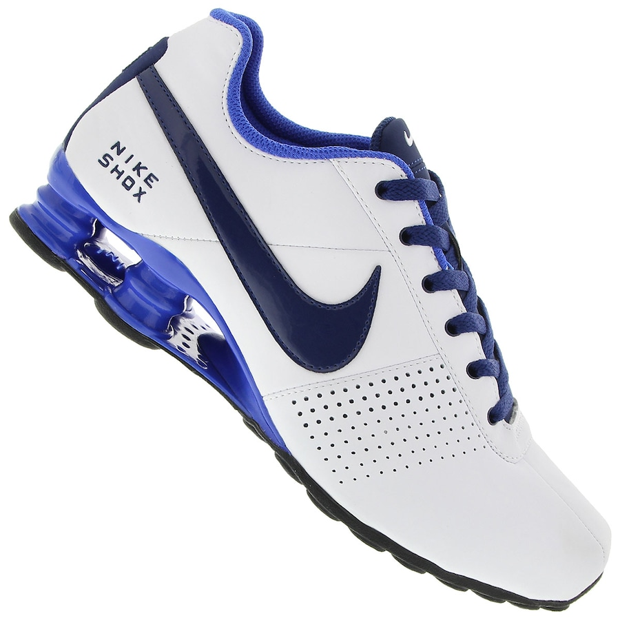huge selection of 296d7 bf9ae Tênis Nike Shox Deliver - Dourado nike shox current centauro ...