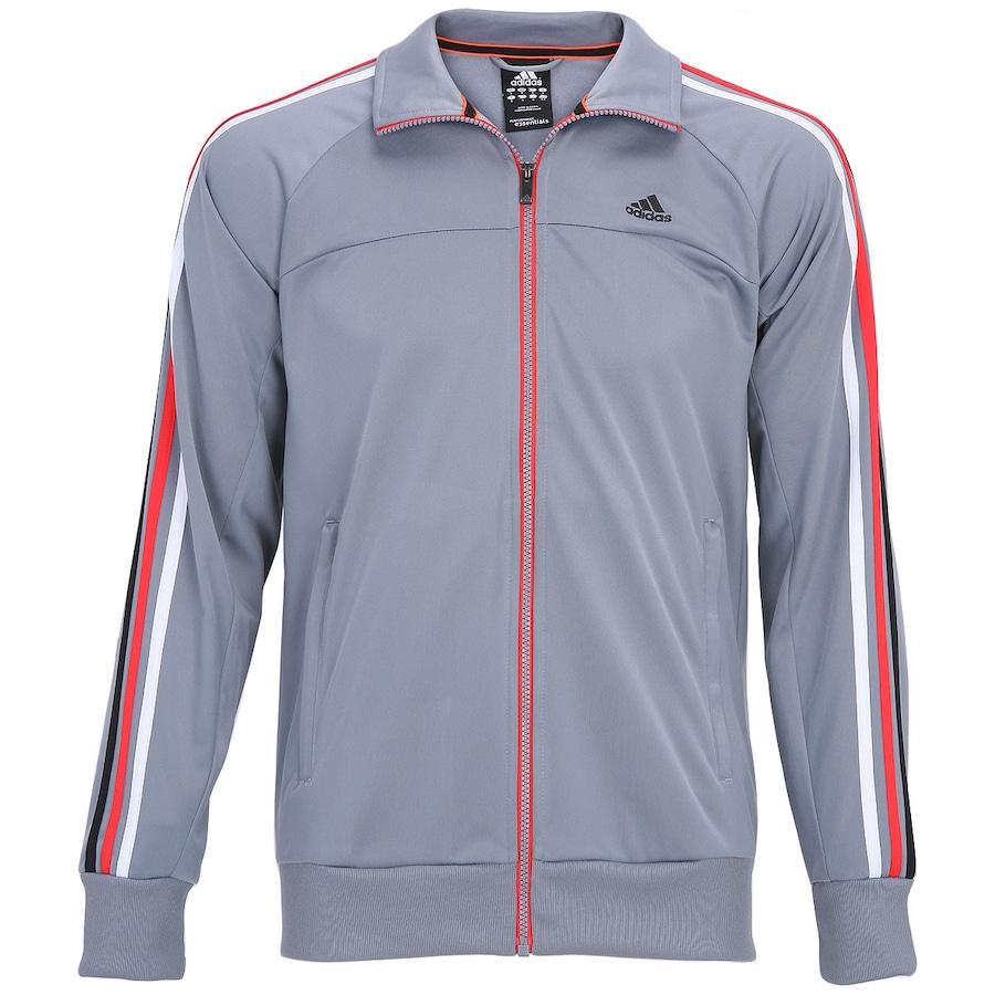 09af4afa02 Jaqueta Adidas Pes 3s Essentials Masculina