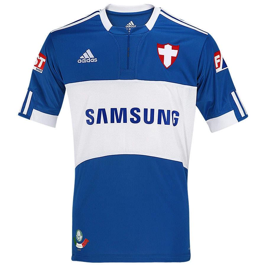 Camisa adidas Palmeiras III 2009 9d9e314f016b5