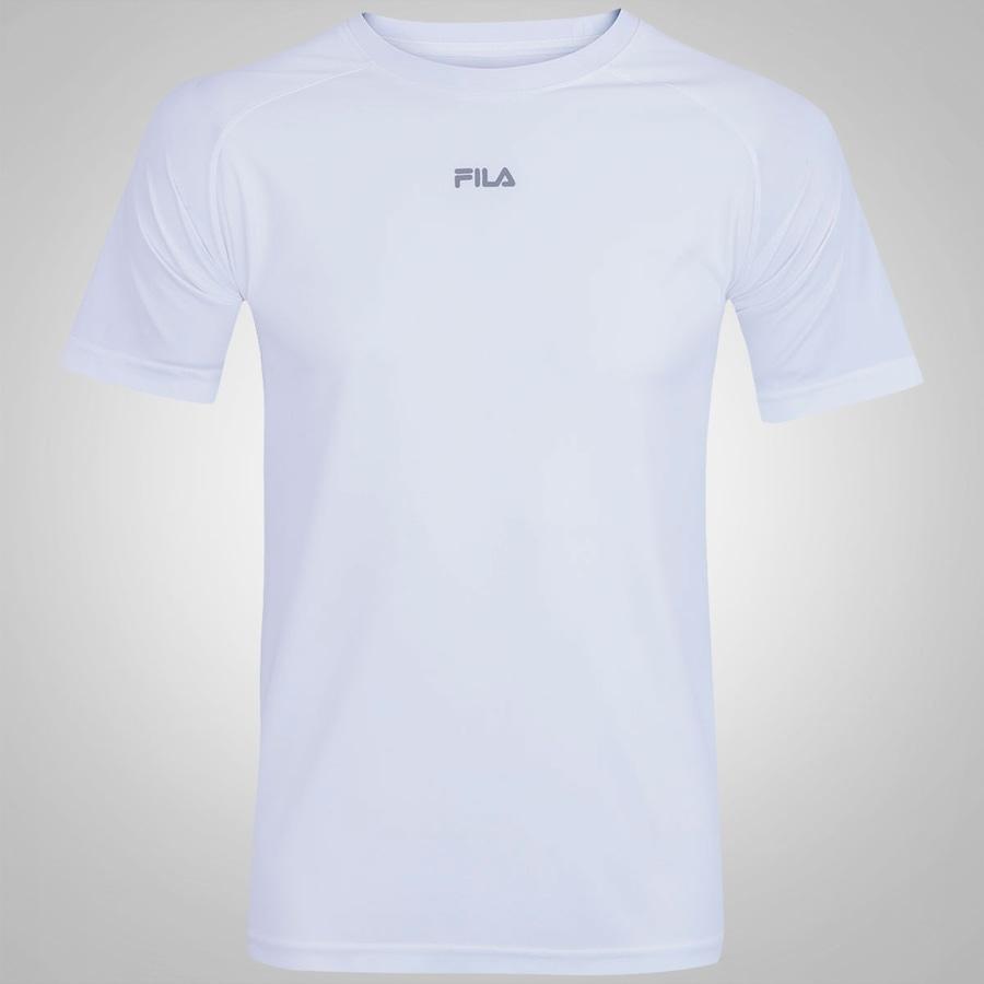Camiseta Fila Basic - Masculina b481c3bc5ef