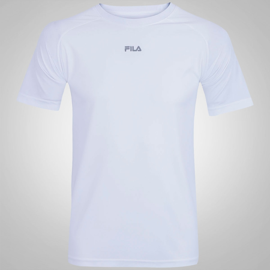 Camiseta Fila Basic - Masculina 4bcbbca0b8ed9