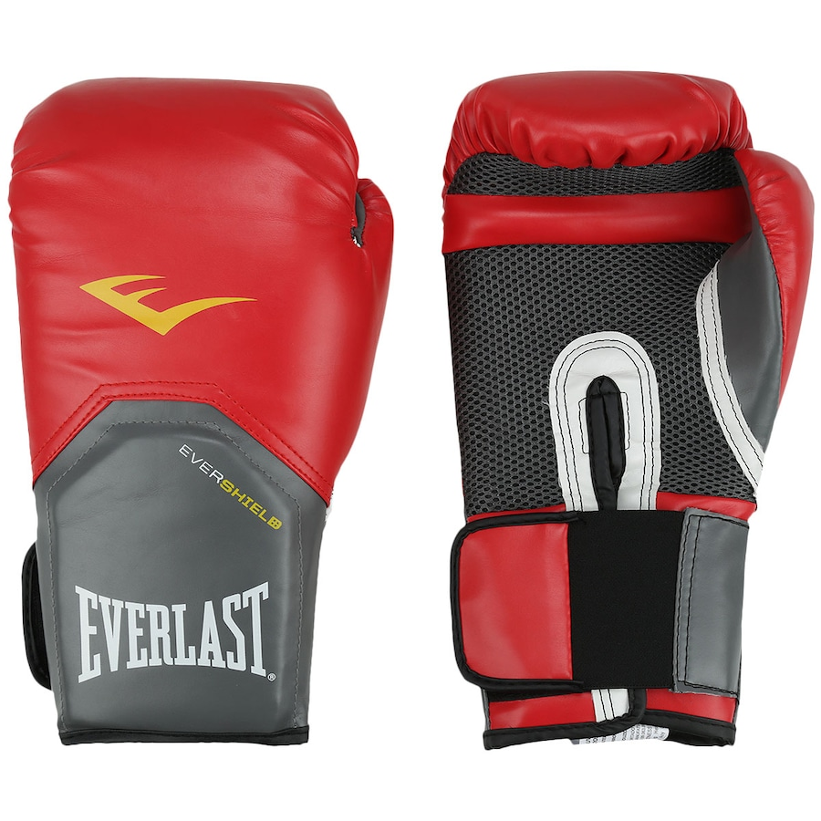 e3f4dec614 -31%. Luvas de Boxe Everlast Pró Style Training - 12 OZ ...