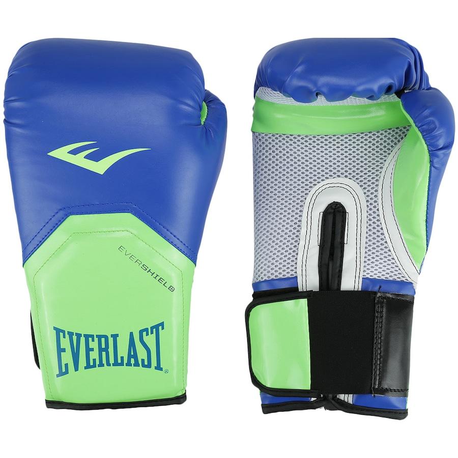 52d405a207 Luvas de Boxe Everlast Pró Style Training - 12 OZ - Adulto