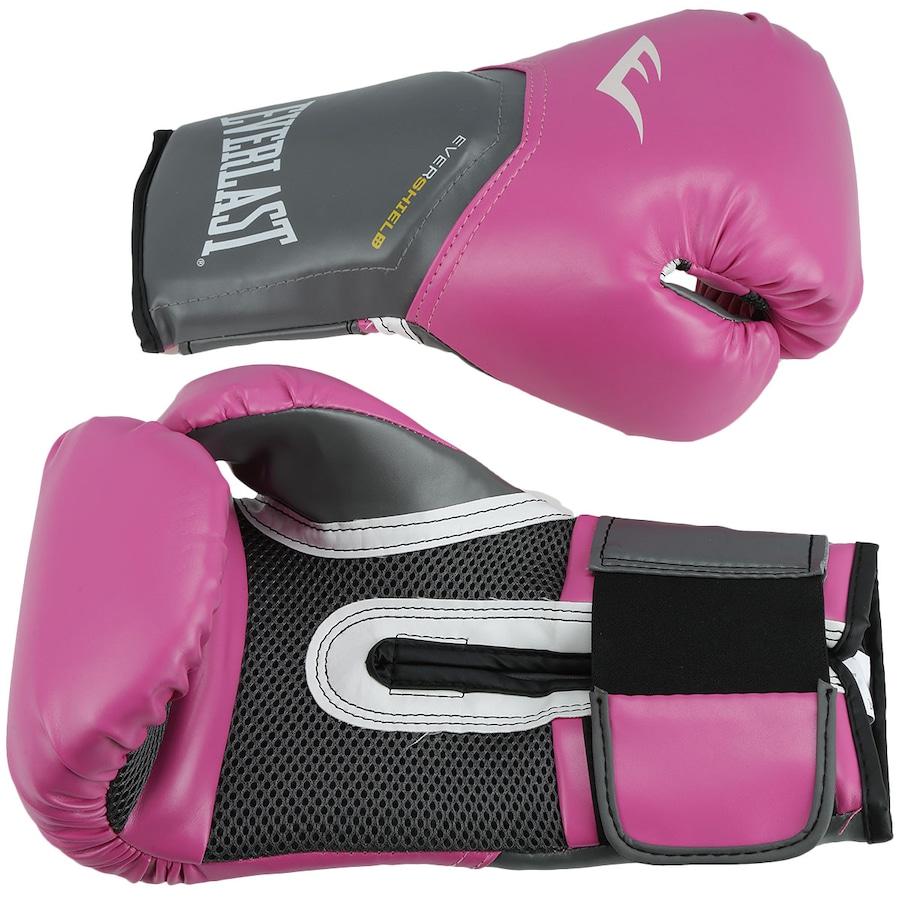 615bfcde1 ... Luvas de Boxe Everlast Pró Style Training - 14 OZ - Feminina ...