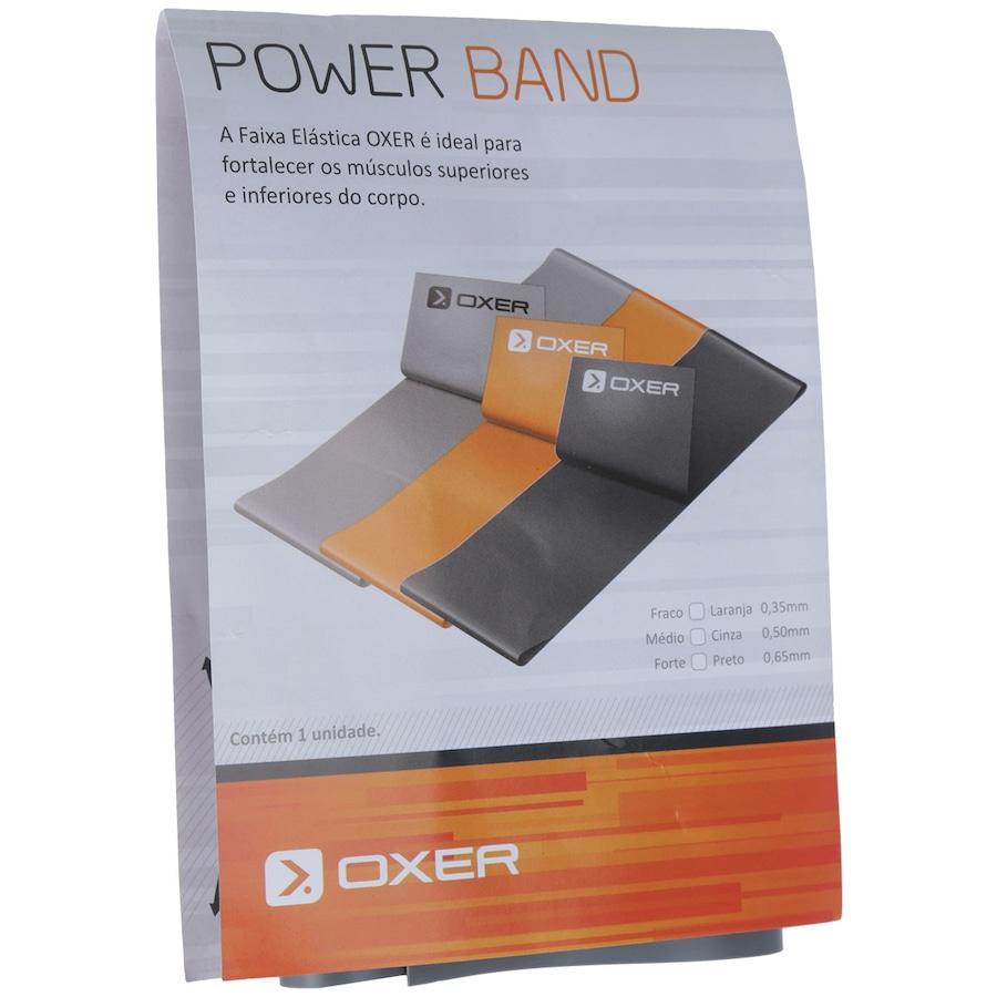 1eab5cfe60 Faixa Elástica Oxer Power Band Médio