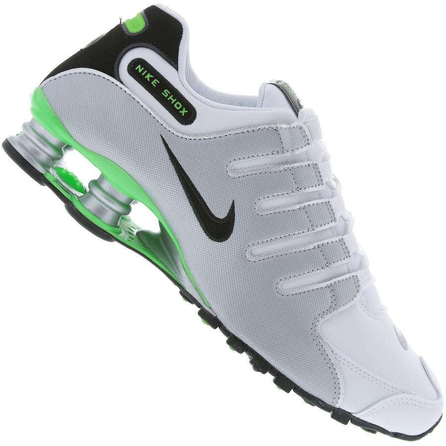 a8dc361772b Tênis Nike Shox NZ SI - Masculino