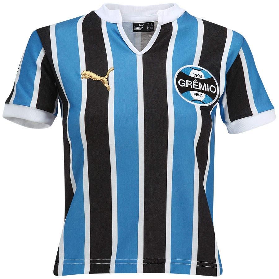 80aa7e3834ac9 Camisa de Futebol Puma Grêmio Comemorativa N9 feminina