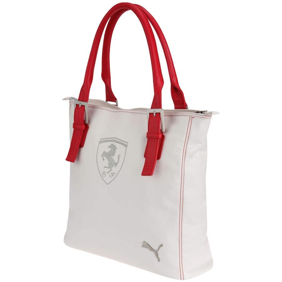 0b960d346 Bolsa Puma Ferrari Ls Shopper - Feminina