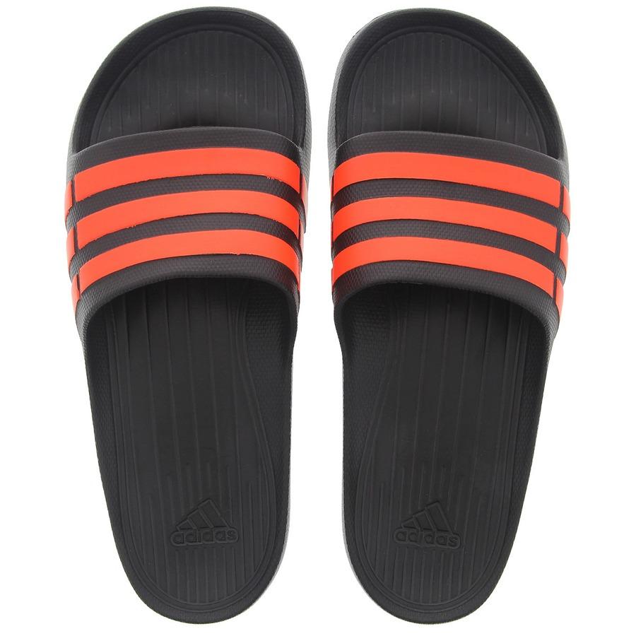 8dbc0fcb397 Chinelo adidas Duramo - Slide - Masculino