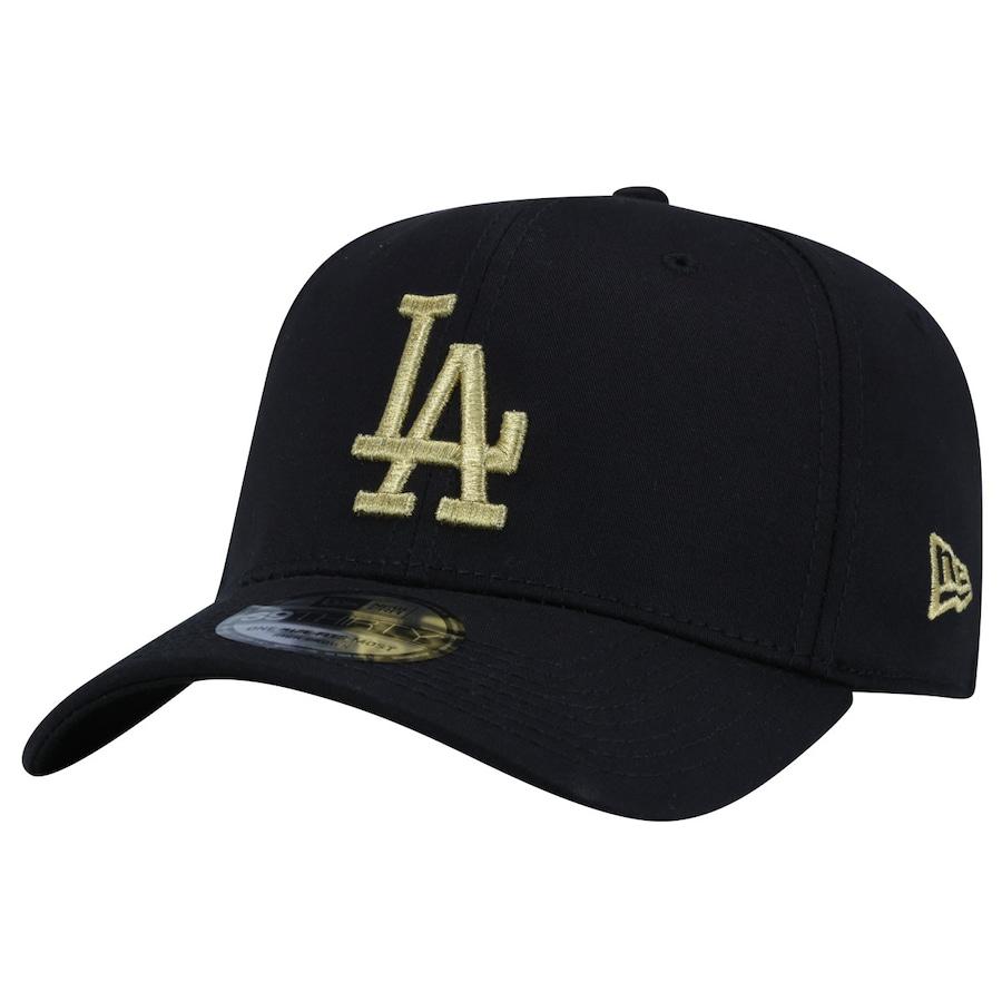 Boné New Era Los Angeles Dodgers MLB Bob - Fechado - Adulto b812f6dd6f5
