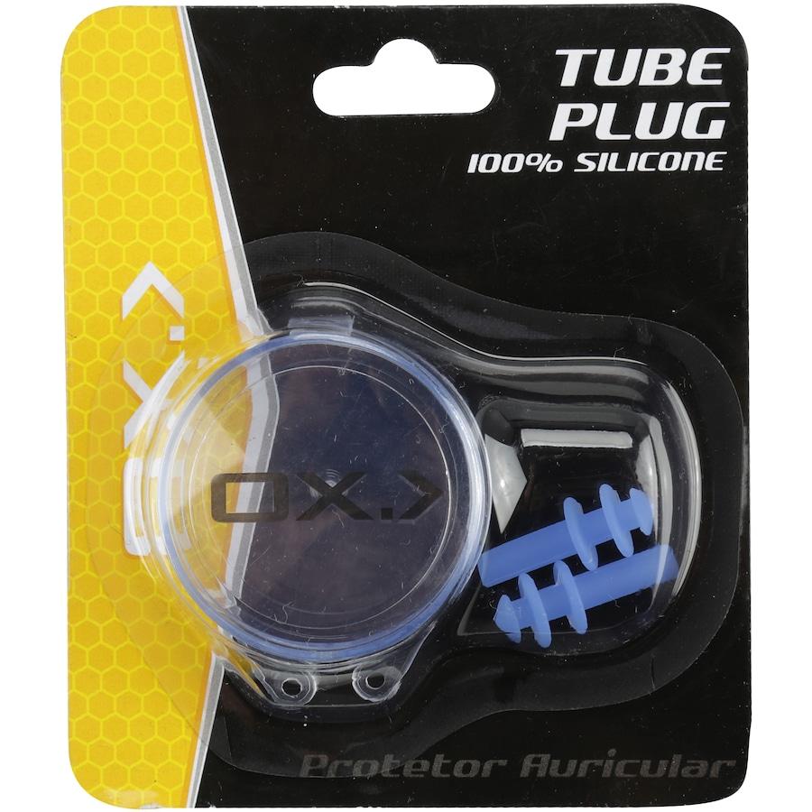 a9b51c3f2 Tampão Protetor de Ouvido para Natação Oxer Tube Plug - Adulto