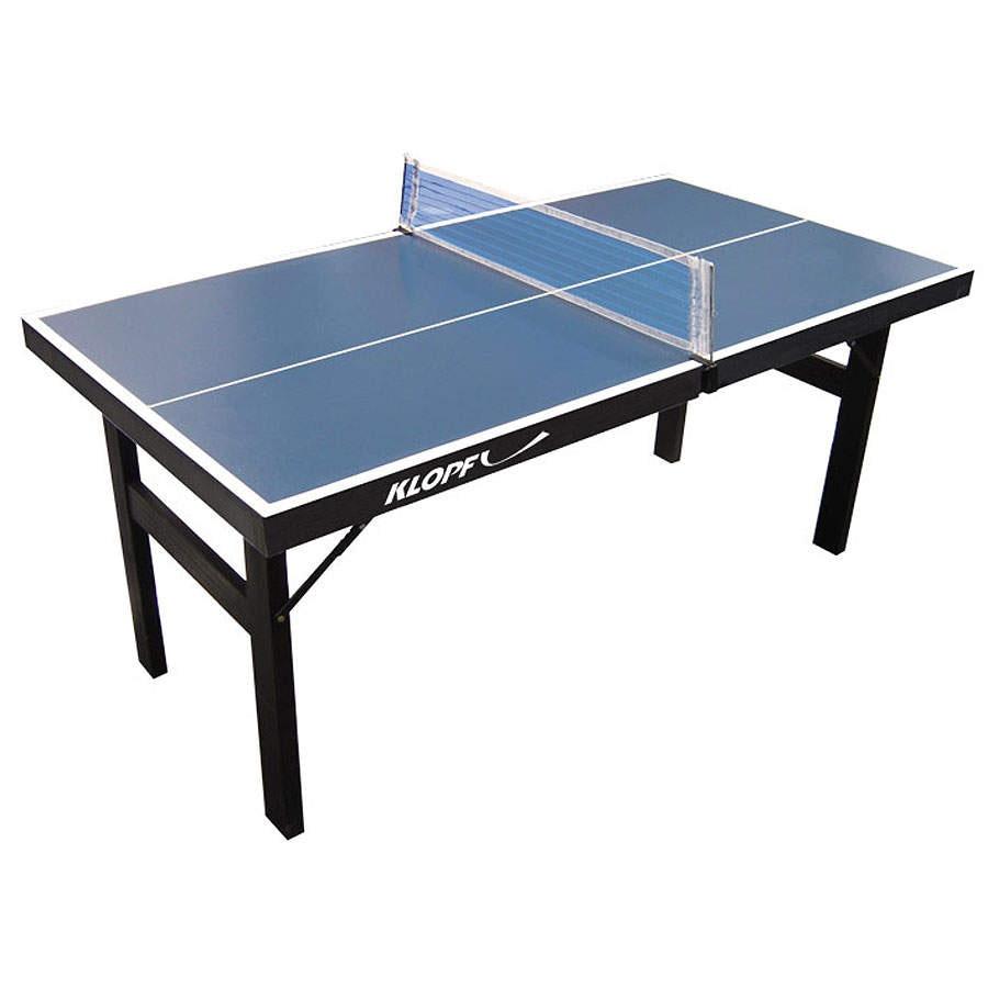 Mini mesa de t nis de mesa ping pong klopf em mdp 12mm for Mesa de ping pong milanuncios