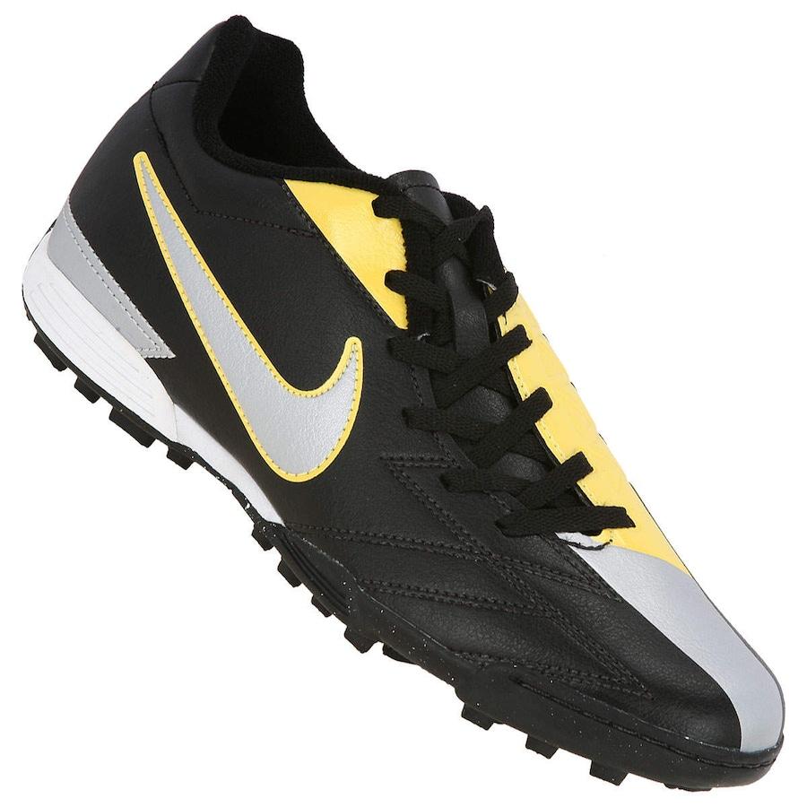 Chuteira Society Nike Total 90 Exacto IV TF - Centauro