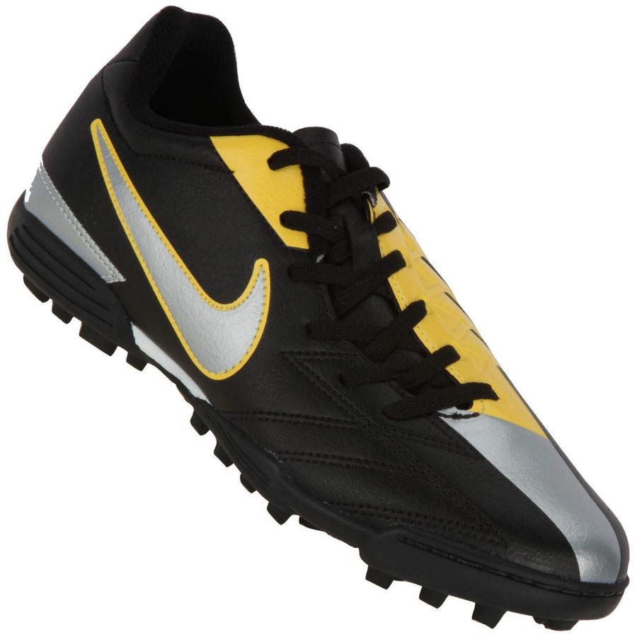 aef3e5a150 Chuteira Society Nike Total 90 Exacto IV TF Infantil