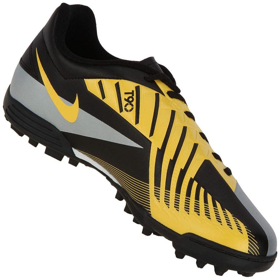 e5a5f58ffd ... Chuteira Society Nike Total 90 Exacto IV TF - Infantil ...
