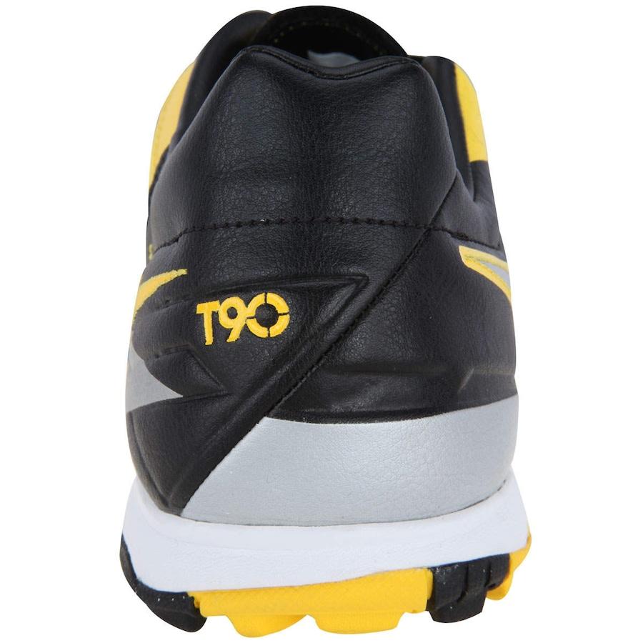 5de5d68cc3 Chuteira Society Nike T90 Shoot IV TF