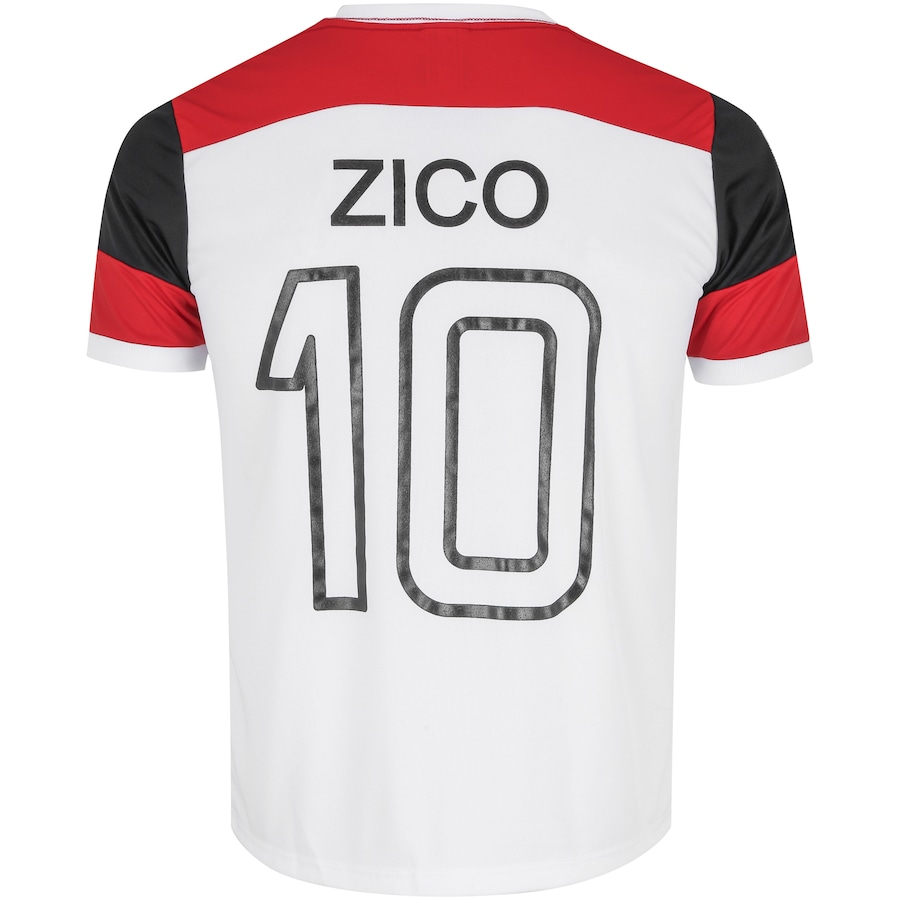 c1bf5dee3a Camiseta Braziline Flamengo nº 10 - Masculina