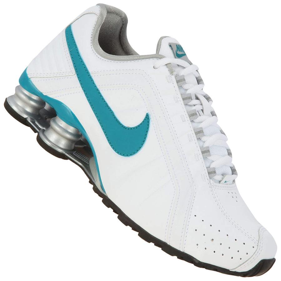 75a37c16141607 Tênis Nike Shox Júnior - Feminino