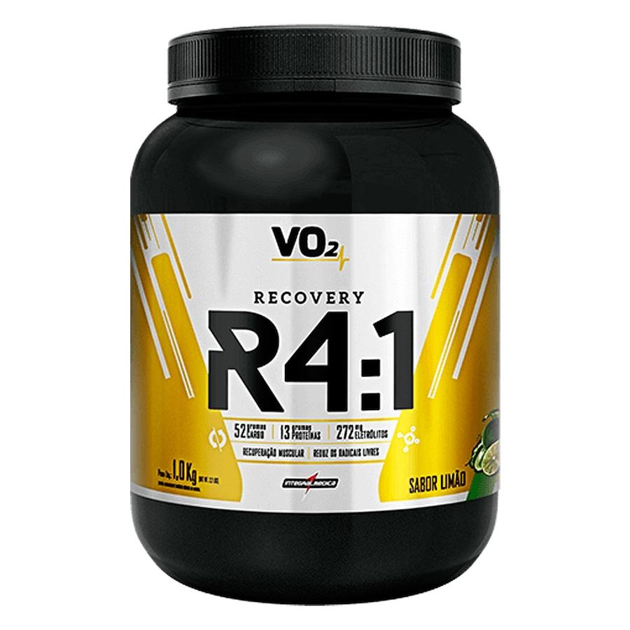 8bce3f661 R4 1 Integralmédica Recovery Powder VO2 - Limão - 1Kg